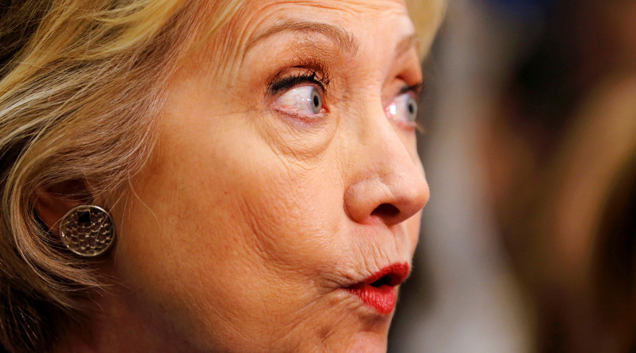 'This is treason': Clinton's email server reportedly exposed to hackers of 5 spy agencies