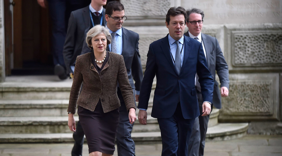 Tory rebellion? MP resigns over Theresa May's handling of Brexit