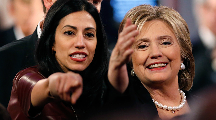 'Clever-cyber thief to a convicted criminal': Huma Abedin & Clinton discuss Assange in emails