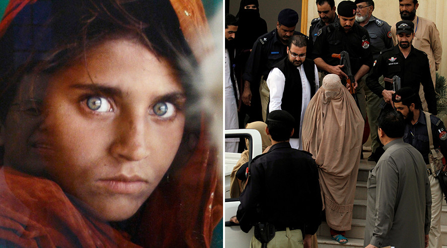 Nat Geo's 'Afghan Girl' to return home following deportation from Pakistan