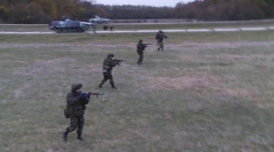 Slavic Brotherhood 2016: Russian, Serbian & Belarusian troops hold anti-terrorist drills (VIDEO)
