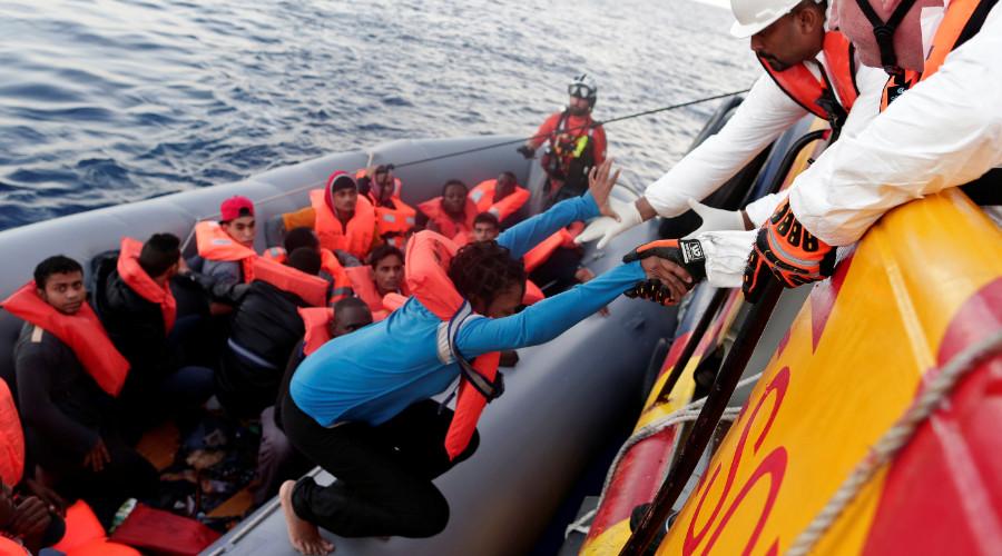 Send them back to Africa: EU should intercept asylum seekers at sea, says German Interior Ministry