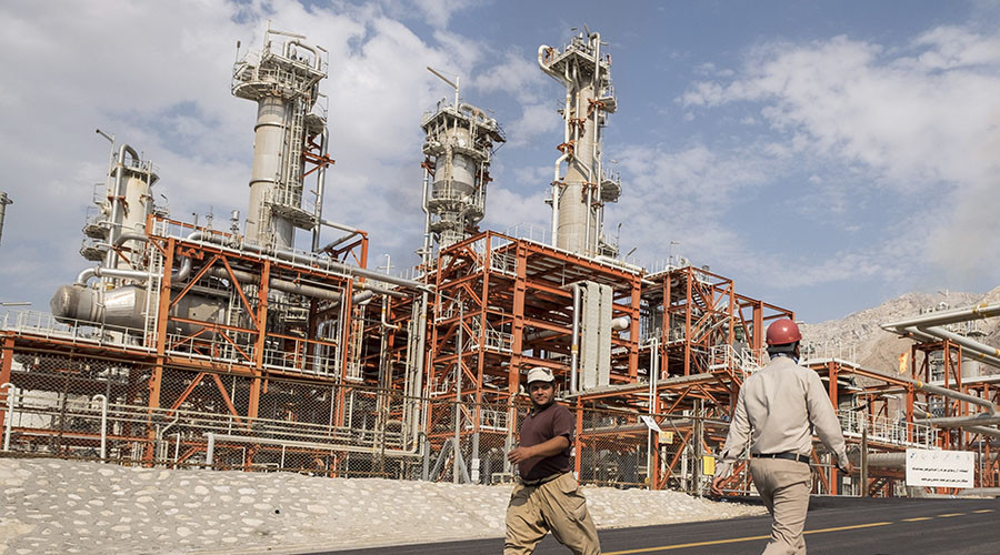France, China to help develop Iranian gas fields