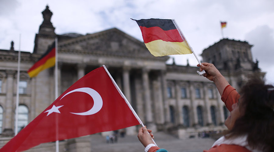 'Germany thinks Turkey is 2nd class': Ankara lashes out at Berlin for supporting Kurdish groups