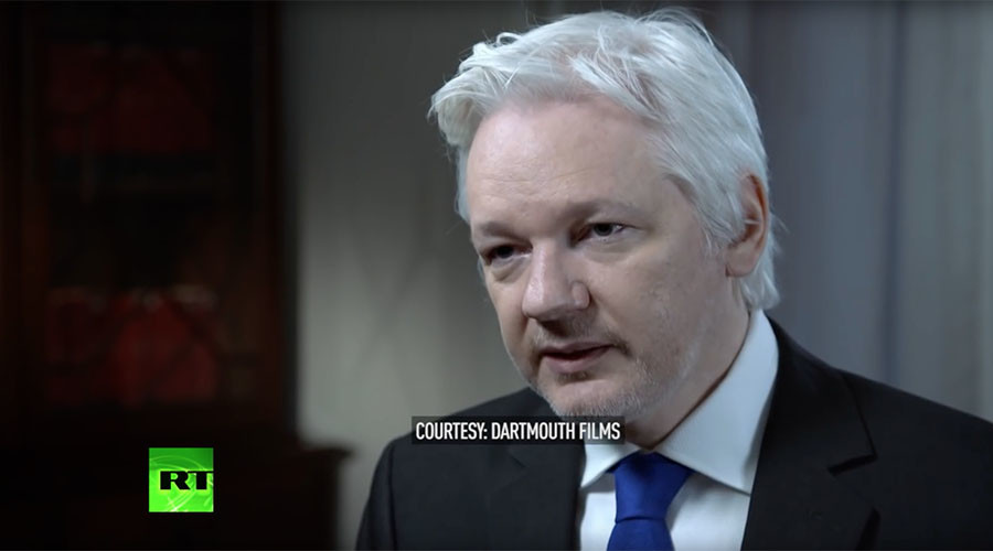 Millions of views: Assange interview to Pilger scores record hits on RT (VIDEO)