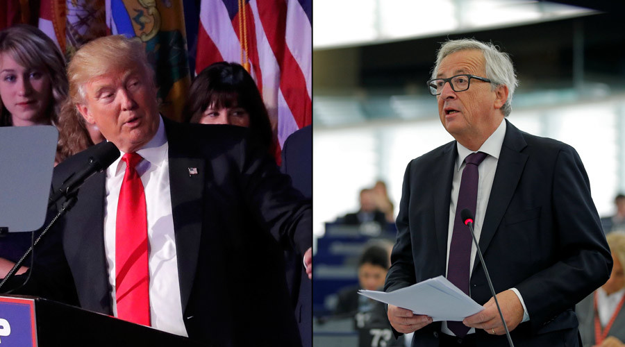 EU Commission president wants clarity from Trump on NATO, trade