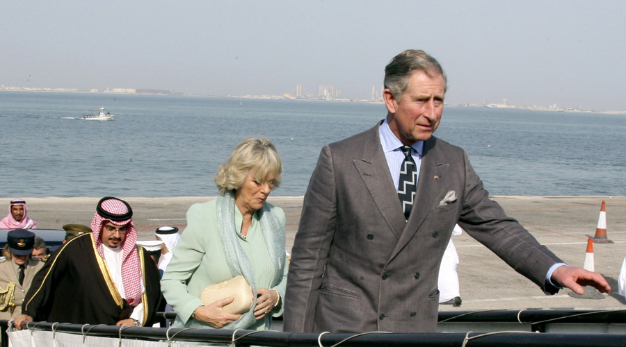 Bahrain opposition leader accuses Prince Charles of 'whitewashing' regime abuses