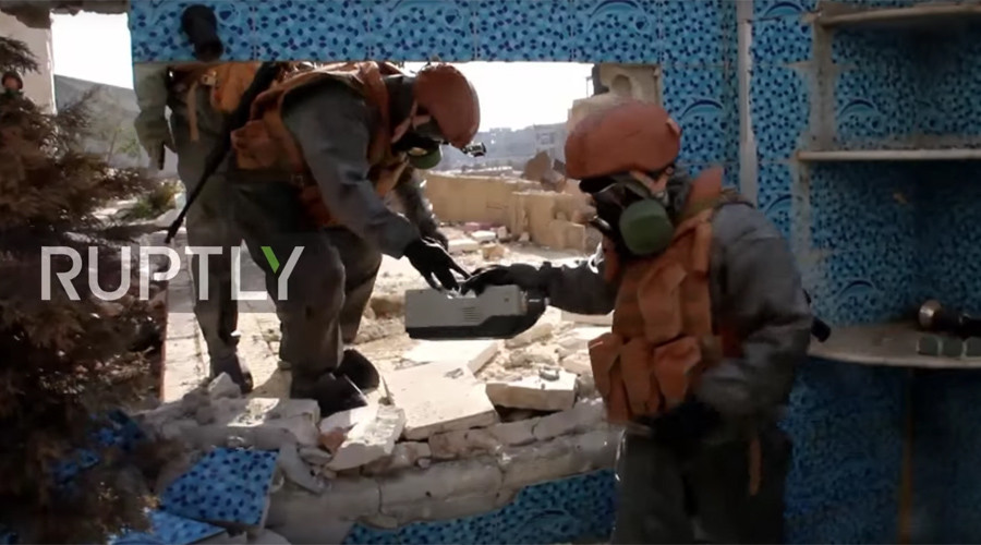 No reliable evidence of chlorine use by Syrian govt – French defense minister