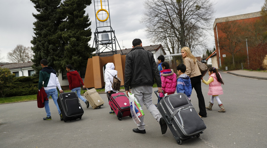 Germany suggests 'Marshall Plan for Africa' to solve refugee crisis