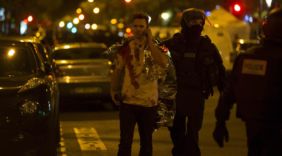 As it happened: Timeline of the Paris attacks