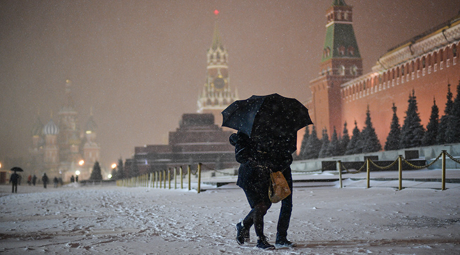 Winter has come: Moscow covered by snow in early November (PHOTOS)