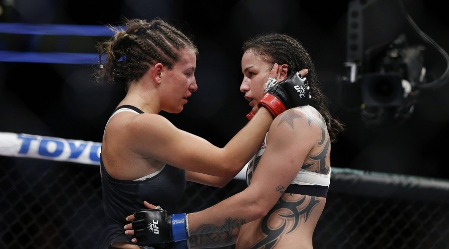 Miesha Tate announces retirement after losing to Pennington at UFC 205