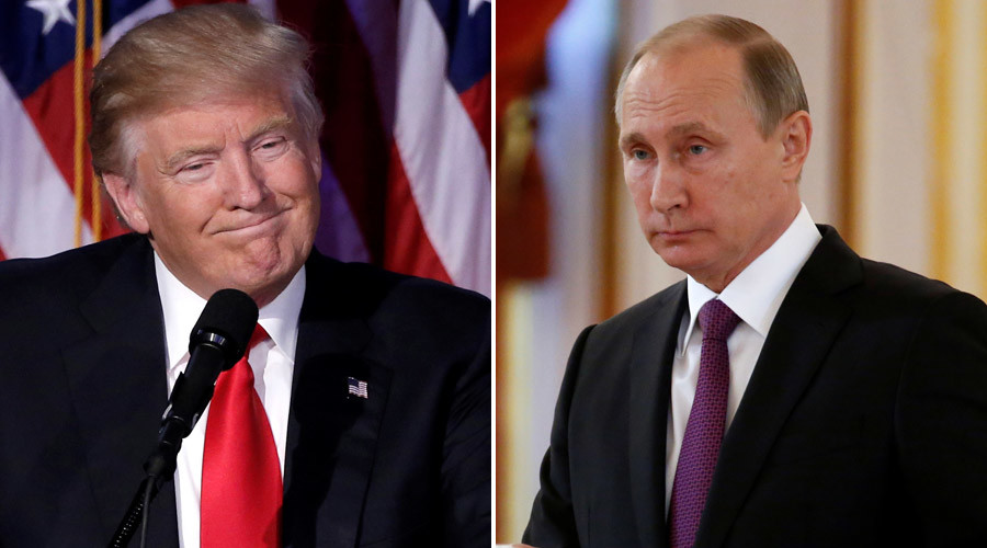 Trump & Putin have close positions on key issues – State Duma speaker
