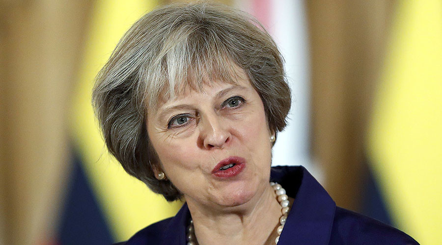 Trump win forces Theresa May rethink on immigration & globalization
