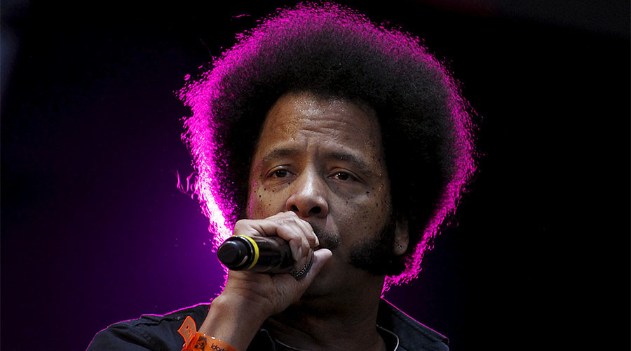 'US people realizing system not for them' – Hip-hop star Boots Riley to RT