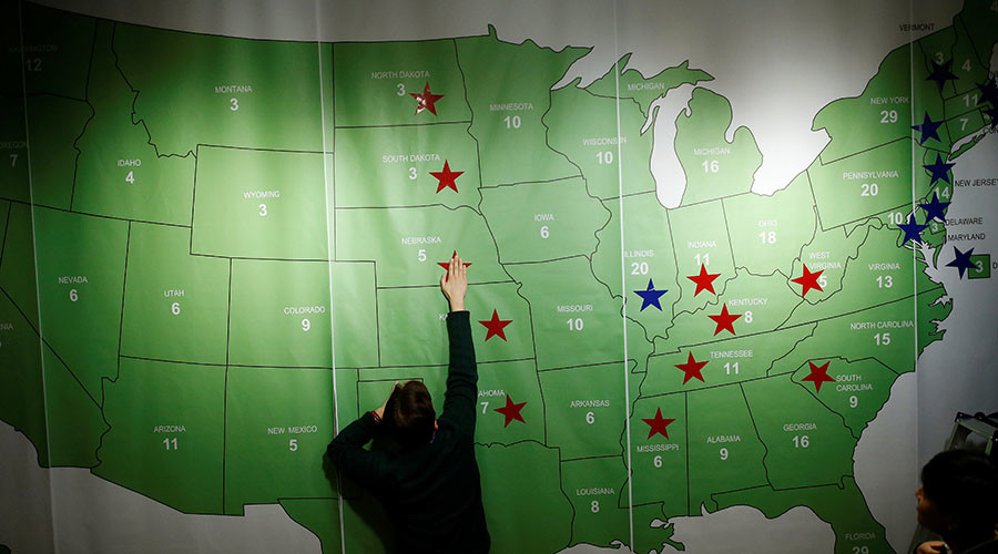 Popularity contest: Dems introduce bill to abolish Electoral College