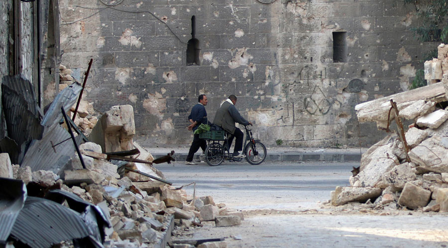 Syrian army makes gains in Aleppo offensive – Russian MoD