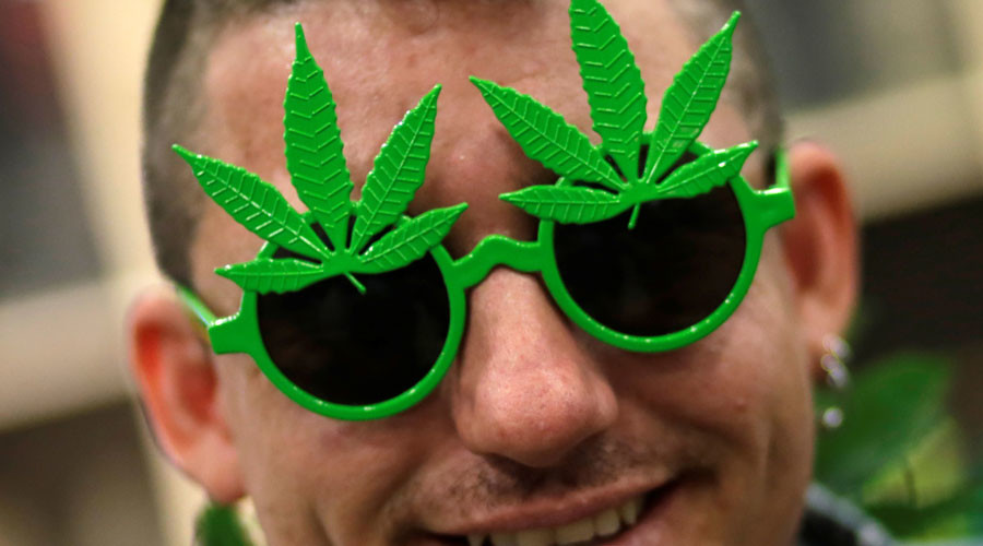 Denver blazes trail as first US city to legalize cannabis in bars & other businesses