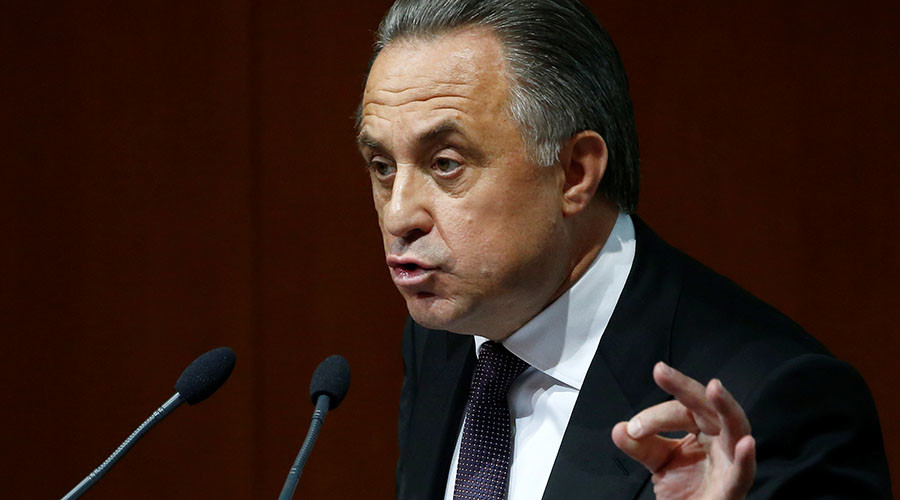 Mutko responds to claims of corruption in World Cup stadiums construction