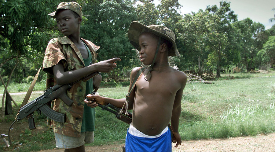 Sierra Leone ex-child soldiers threaten to sue British mercenary firm