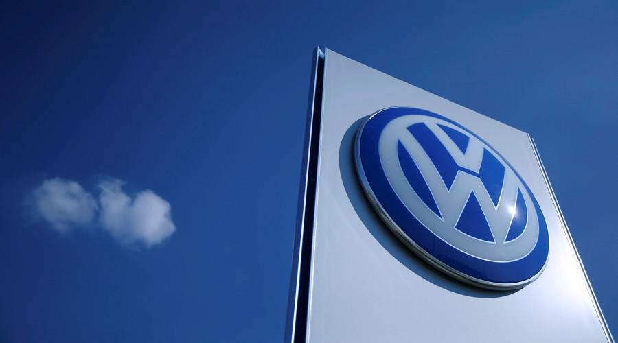 Massive car graveyard where Volkswagen diesel vehicles go to die (VIDEO)