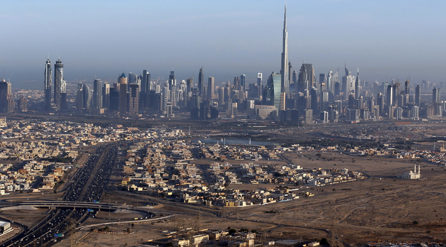 'Don't report rape in Dubai,' tourists warned after 'gang raped' Brit arrested