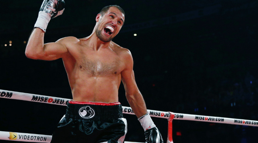 'We just robbed Russia': Internet reacts to controversial #KovalevWard boxing decision