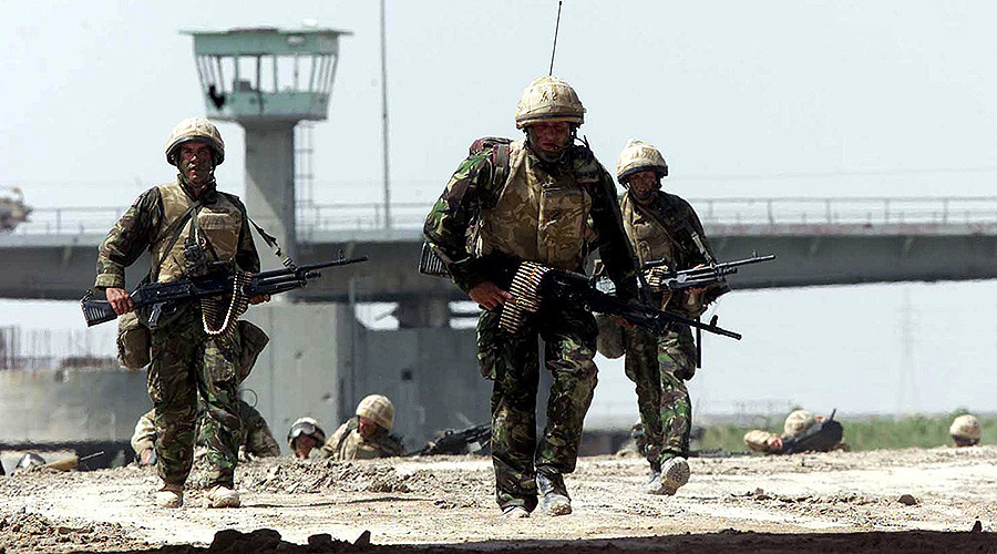 UK's Iraq war probe designed to 'avoid blame,' Whitehall memos reveal – report
