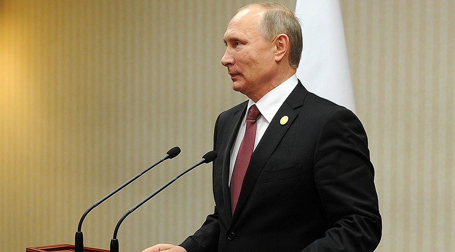 Putin talks Trump, Brexit, TTIP at APEC briefing in Lima
