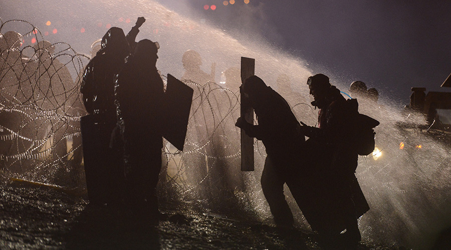 Army Corps will close anti-DAPL protest camp at Standing Rock by Dec. 5