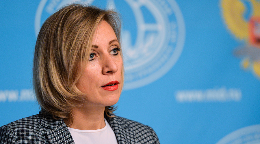 Russian FM spokeswoman selected for BBC's top 100 'inspirational' women list