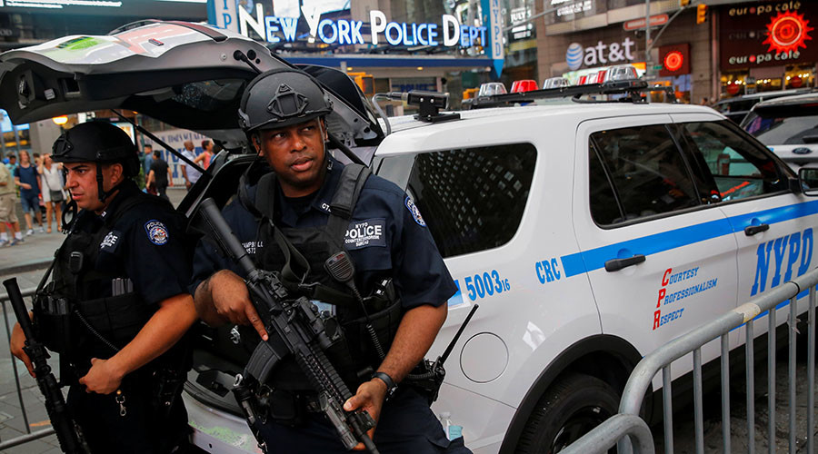New Yorker charged in 'Nice in Times Square' terrorism plot - report