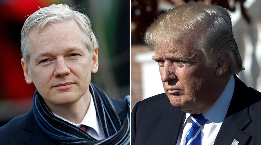 TIME 'Person of the Year' reader's poll shows Assange in lead, overtaking Trump