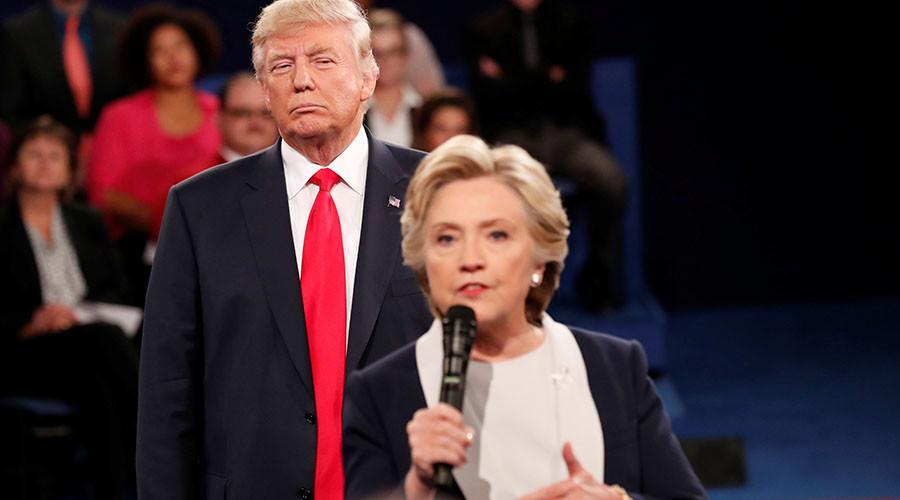Trump to drop investigation into Clinton – reports