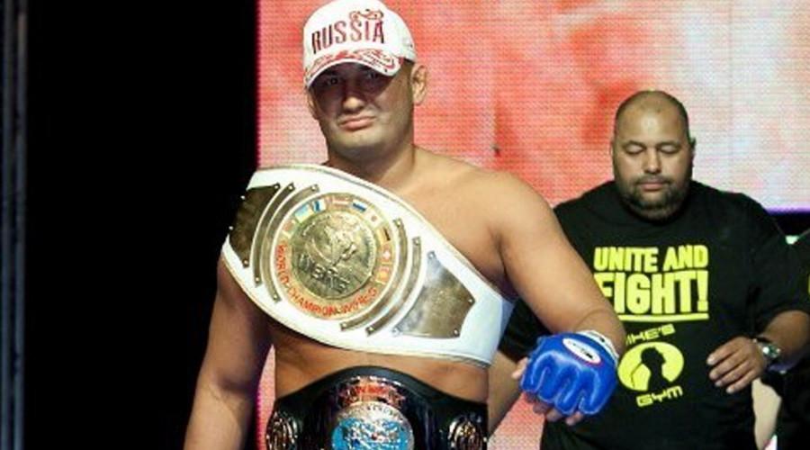Russian former champion kickboxer shot dead outside home in Germany