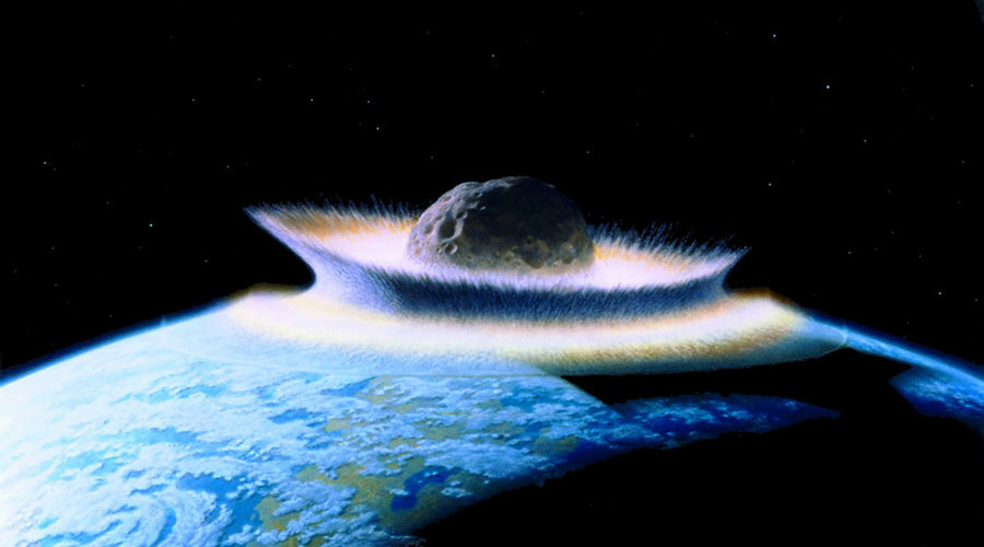 Earth's surface 'vaporized' from asteroid impact that killed off dinosaurs – study