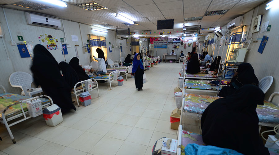 Saudi-allied anti-Houthi forces use civilians & medics as human shields in Yemen – Amnesty