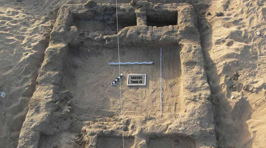 Archaeologists discover ancient Egyptian city close to Pharaoh's tomb
