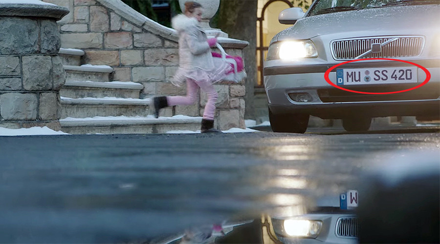 Nazi symbolism in Christmas ad finds German retailer Edeka crying 'coincidence'