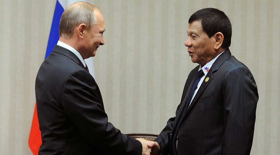Russia, Philippines to hold talks on defense cooperation agreement – Russian cabinet decree
