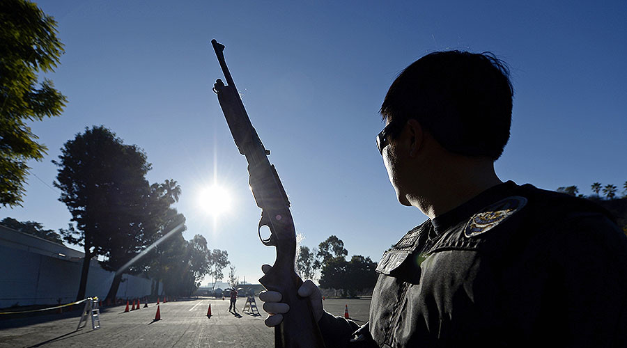 Fatal shootings of cops up 67%, deaths from police shootings decline