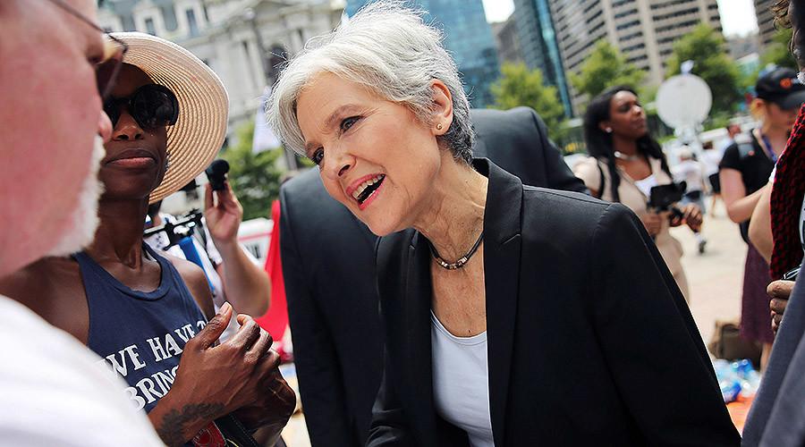 Wisconsin receives Stein and Del La Fuente recount petitions