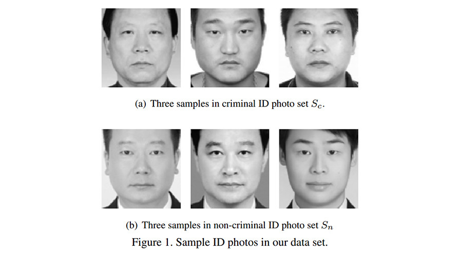 Return of physiognomy? Facial recognition study says it can identify criminals from looks alone