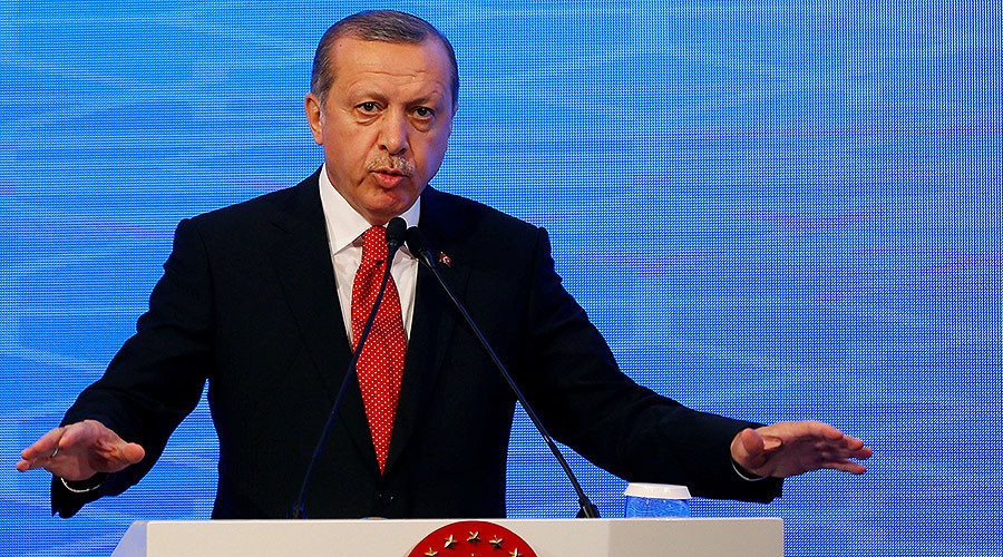 'Know your limits!' Erdogan reminds EU Parliament who's in charge of Turkey
