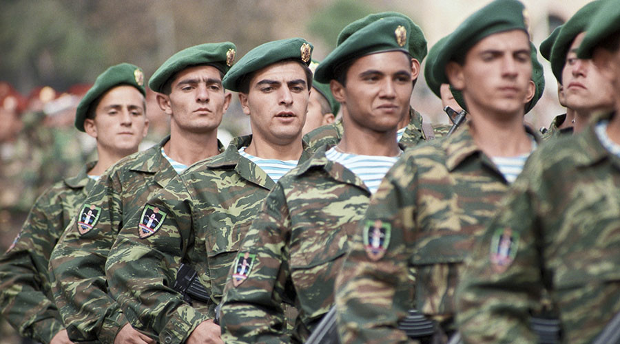 Russia, Armenia inch closer in collective defense with upgraded joint task force