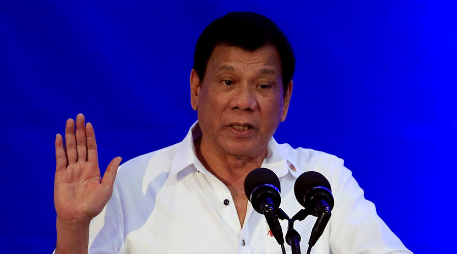 'Western court threats are bullsh*t, European lawyers stupid': Duterte on possible indictment