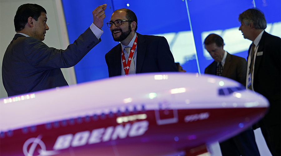 Boeing becomes latest casualty of EU-US trade spat