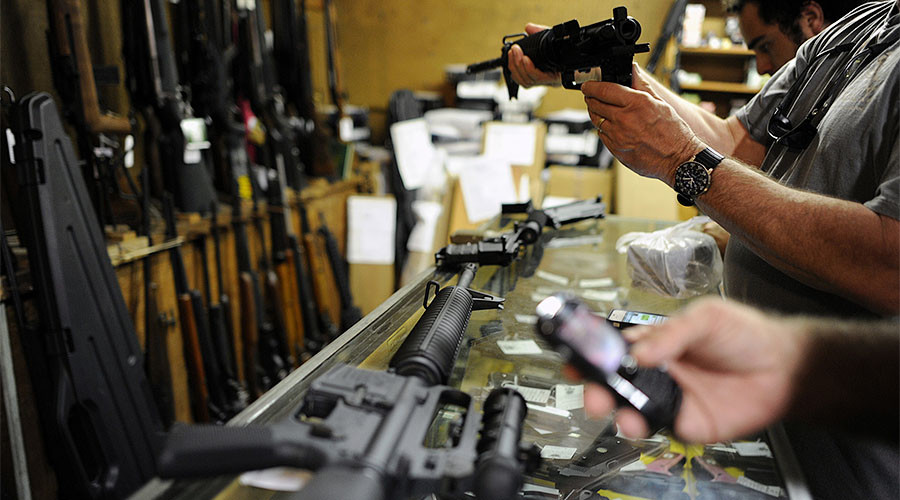 Post-election hotcakes: Gun sales surge on Black Friday