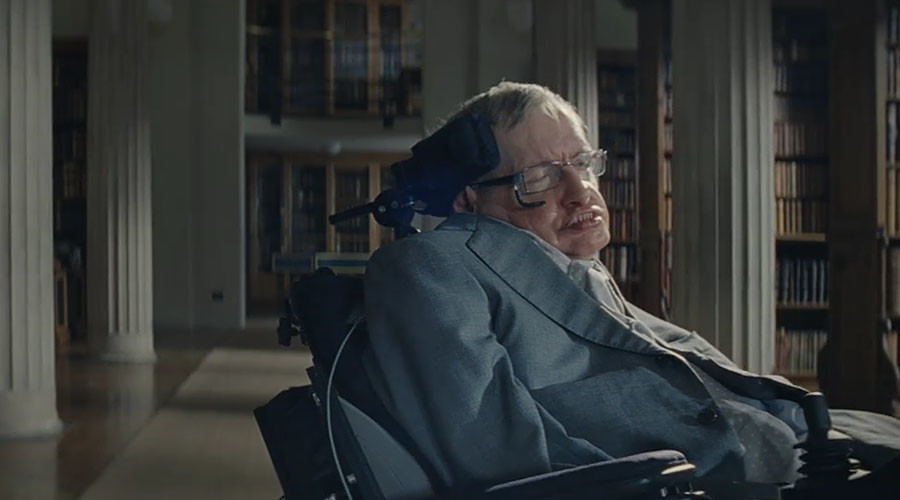'It's not rocket science': Hawking warns obesity puts millions of lives at risk (VIDEO)