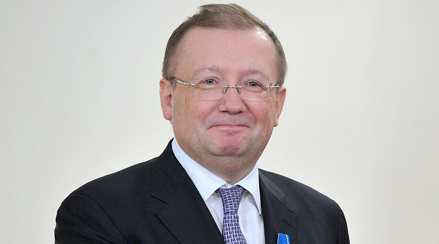 """""""Business is growing"""" despite fraught political environment, Russian ambassador says"""